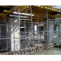Ring - Lock Shoring Scaffolding Systems For Buildings / Bridges / Tunnels Manufactures