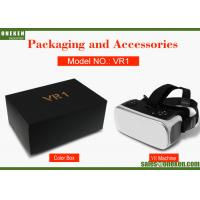 Wifi Android Virtual Reality Gaming Glasses With 360 Degrees Panoramic View Manufactures