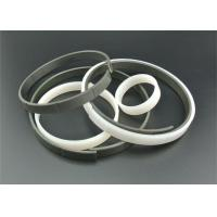 Injection Machining Plastic Molded Parts PE Nylon Gasket Ring M2 - M36 Size Manufactures
