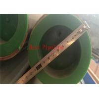 Longitudinal SAW Heavy Wall Steel Pipe Bared Finish By Press Bending Machine Manufactures
