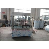 Single Juice Bottle Filling Capping And Labeling Machine Piston Type Manufactures