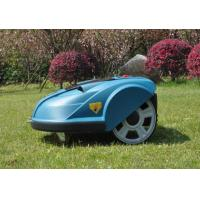 Hot selling robot lawn mower Tianchen S510 with LCD dispplay, programmable Manufactures