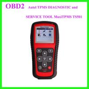 Autel TPMS DIAGNOSTIC and SERVICE TOOL MaxiTPMS TS501 Manufactures