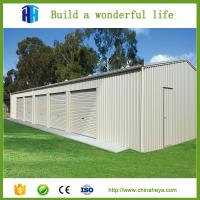 China Metal workshop long-span steel structural buildings workshop shed on sale
