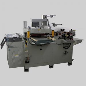 China 320mm foam flat bed die cutting machine on sale