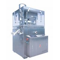 Wear - Resistant Rotary Tablet Compression Machine Min 1000 Pcs Per Minute Manufactures