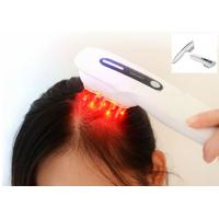 Semiconductor Laser therapy Anti Hair Loss , hair grow laser comb Manufactures