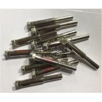 China 3-13 Mm Diamond Core Drill Bits  , Electroplated Drill Bits For Glass Fast Drilling on sale
