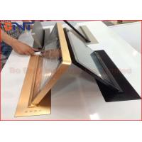 18.5 Inch LCD Monitor Lift , Monitor Lift Mechanism For Conference System Manufactures