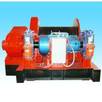 JK5t Stainless Steel Electric Hoists Winches For Construction Site And Port Manufactures