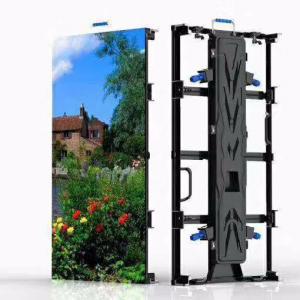 SMD2121 Rental LED Display P3.91 Indoor Movable Die Casting Panel 500x1000mm Nation Star Manufactures