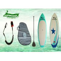 Quality customized Epoxy Stand up paddle boards of Point nose for sale