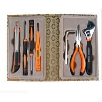 10 pcs mini tool set ,with precision screwdrivers ,wrench  ,pliers ,knife . Manufactures