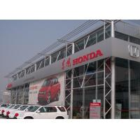 Professional Car Showroom Architecture Eco Friendly Aluminum Plastic Panel Roof Manufactures