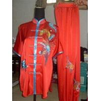 Phenix Embroidery Kungfu Clothing