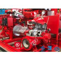 High Precision Centrifugal Fire Pump 358 Feet With 237.7kw Max Shaft Power Manufactures