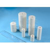 White 99% Al2O3 Ceramic Plungers Piston For High Pressure Cleaning Pump Manufactures