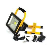 5 Watt Rechargeable LED Flood Light  Cool White 120° Beam Angle Manufactures