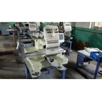 China One Head Computerized Embroidery Machine For Flat Emb. Speed 1200rpm on sale