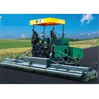 Professional 8.0 Meter Asphalt Paver Machine , XCMG Road Building Equipment Manufactures