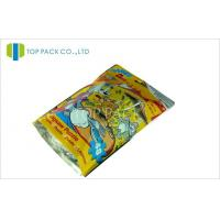 Foil Laminated Ziplock Stand Up Pouches For Jigsaw Puzzle Resealable Manufactures