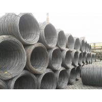 China Boiler Hot Rolled Steel Rod H08CrMoVA , Welding Wire Rod Coils on sale