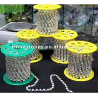 China Supply Cup chain crystal accessories on sale