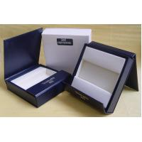 Custom Rigid Paperboard / Cardboard Holiday Luxury Gift Boxes for Watch Packaging Manufactures