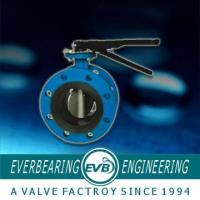 China DN50-DN3000 Double Eccentric Butterfly Valve on sale