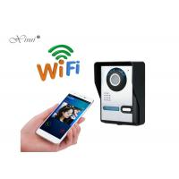 High Pixel Wifi Video Door Phone IR Camera Remote Control Access Control System Manufactures