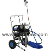 DP-6337iB Professional Airless Paint Sprayer 2.5kw Brushless Motor For Heavy Coatings Putty Plaster Manufactures
