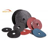 Durable Aluminium Oxide Circular Sanding Discs For Grinding Wood / Metal / Glass Manufactures