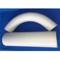 Corrosion - Resistant White Air Cooler Hose 2-12 Inch Inner Diameter Manufactures