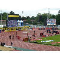 Seamless Sport Perimeter Led Display Fixed Installation 70° - 90° Adjustable Angle Manufactures