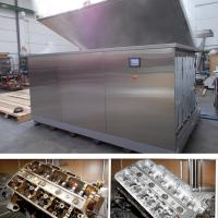 Aircraft Piston Engine Repair Ultrasonic Engine Cleaner To Clean All Parts Before NDT Testing Manufactures