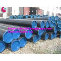 API 5L Grade A steel pipes.