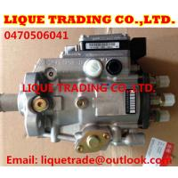 China CUMMINS Genuine and Brand New diesel fuel injection pump 0470506041 on sale