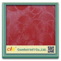 Tear-Resistant Embossing PVC Artificial Leather for Car Seat , 0.6mm - 1.0mm