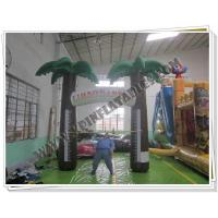 Palm tree Arch,inflatable archway,advertising inflatable,KAR014 Manufactures
