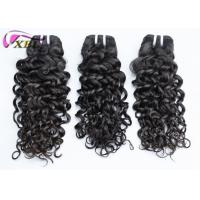 Unprocessed Remy Human Hair Clip In Extensions , Easy To Dye Philippines Virgin Hair Manufactures