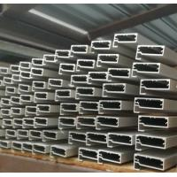 Aluminium profile for kitchen cabinets Good quality clear anodized 6063 t5 Manufactures