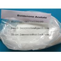 Safe Anabolic Steroids Hormone Boldenone Acetate for Bodybuilding 2363-59-9 Manufactures