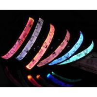 Glow Reflective Nylon Small/Middle Size Dog Collars Manufactures