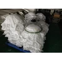 Large Clear Ball ABS Plastic Vacuum Forming Shell For Machine / Equipment Manufactures