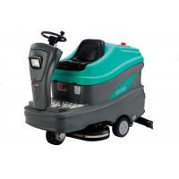 Ride - on Scrubber Dryer / Hotel Room Service Equipment With Low Noise Design Manufactures