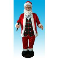 Battery Power Christmas Toddler Electronic Toys of Dancing Santa Claus for Children Manufactures