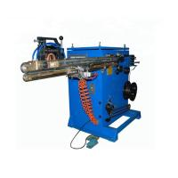 China HVAC Straight And Stitch Seam Resistance Welding Machine For Round Air Duct Overlap on sale