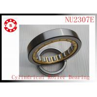NU2307E Stainless Steel Roller Bearings ABEC-1 ABEC-5 For Agricultural  Machine Manufactures