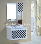 KJ-1879 tidy pvc bathroom cabinet Manufactures