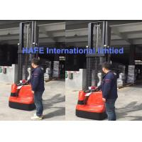 Buy cheap ES1030 Forklift Hand Pallet Truck Stacker With Adjustable 330mm-695mm Fork from wholesalers
